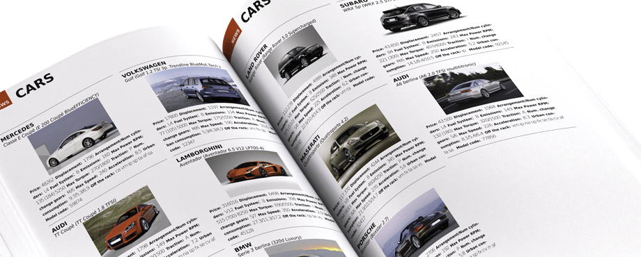 indesign free catalog template