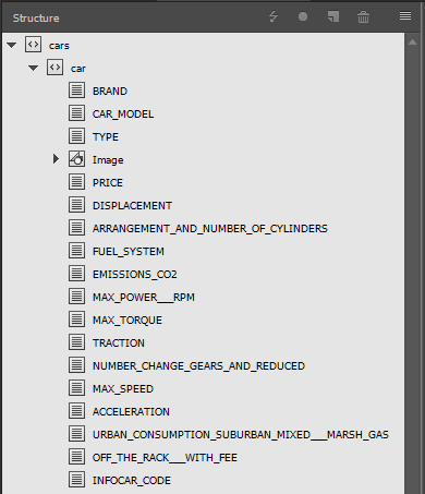 InDesign XML Strategies and Tutorial with Template