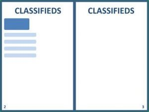 classifieds template 1