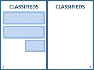classifieds template