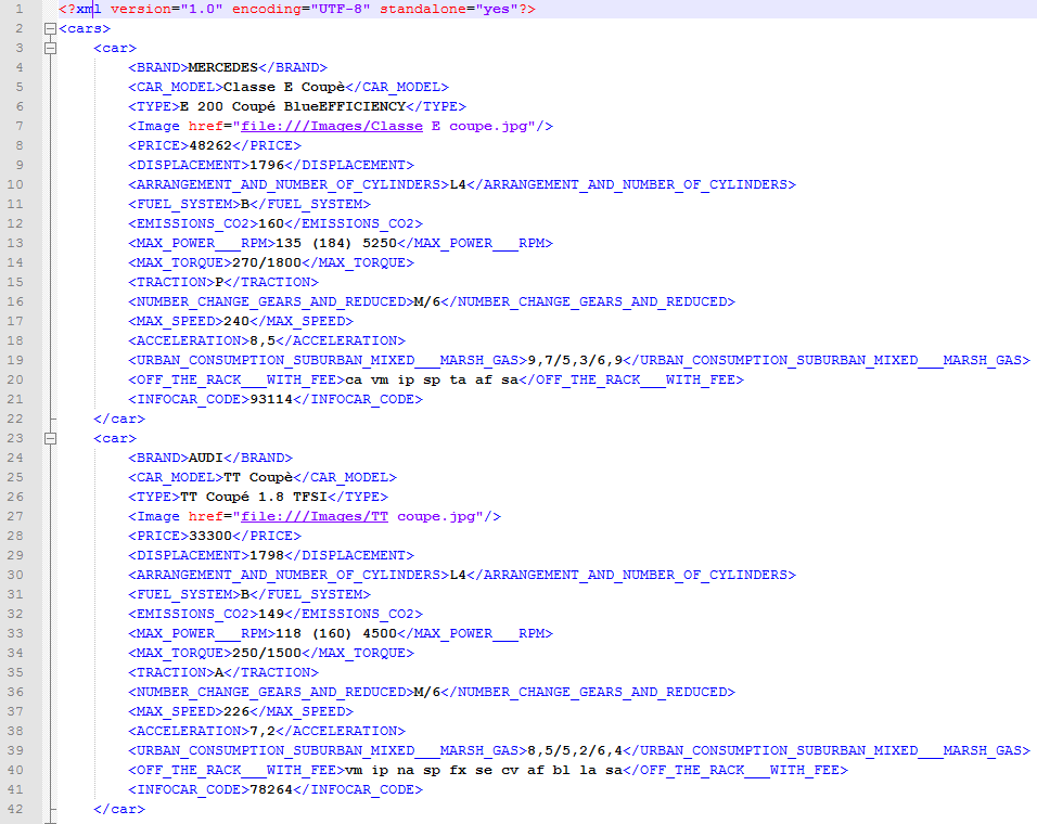 Conversione File Txt Xml Tutorial