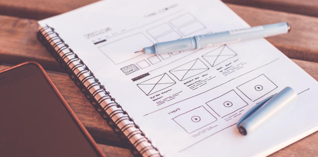 create a catalog - catalog layout