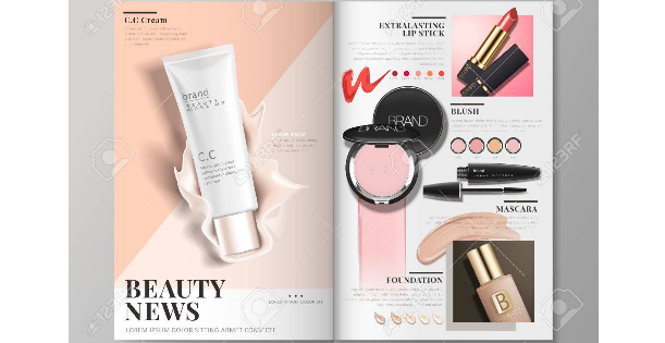 Cosmetic Brochure Templates Free And