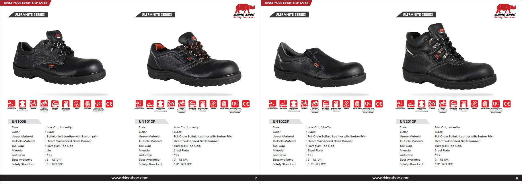 Shoe catalogs - A list of real catalogs