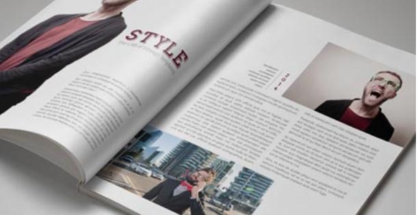 9 Indesign Magazine Templates Free And Premium Pagination Com